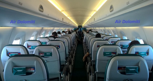 Air Dolomiti customer service