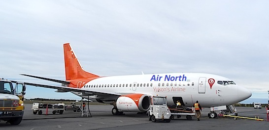 Air North customer service