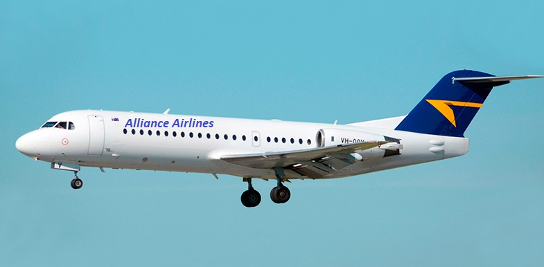Alliance Airlines customer service