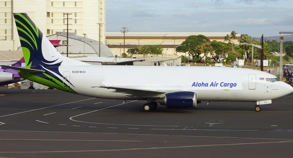 Aloha Air Cargo customer service