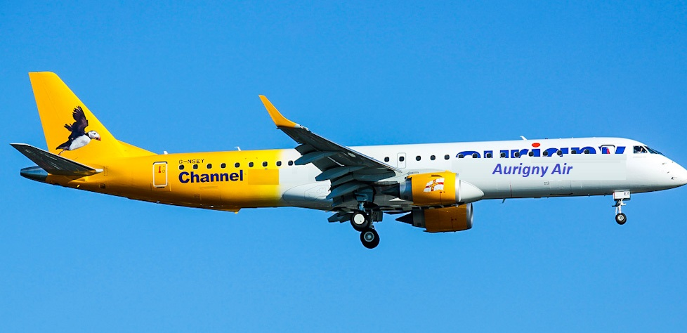 Aurigny Air customer service