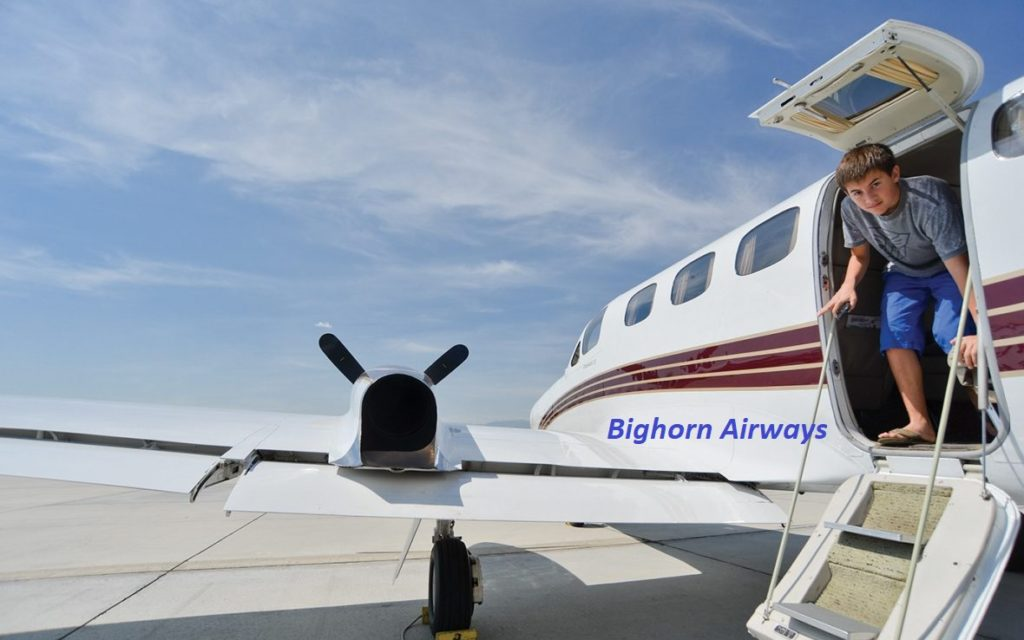 Bighorn Airways customer service