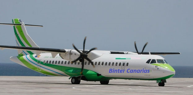 Binter Canarias customer service