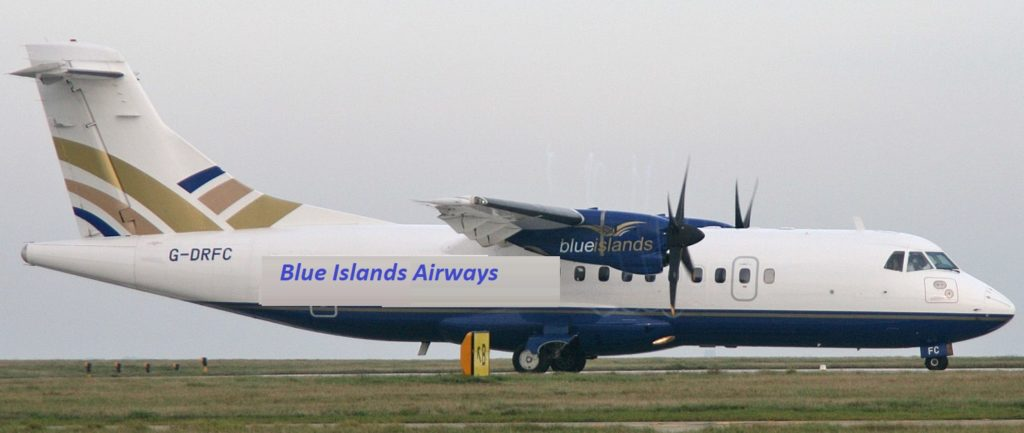 Blue Islands Airways customer service
