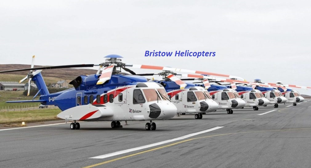 Bristow Helicopters customer service