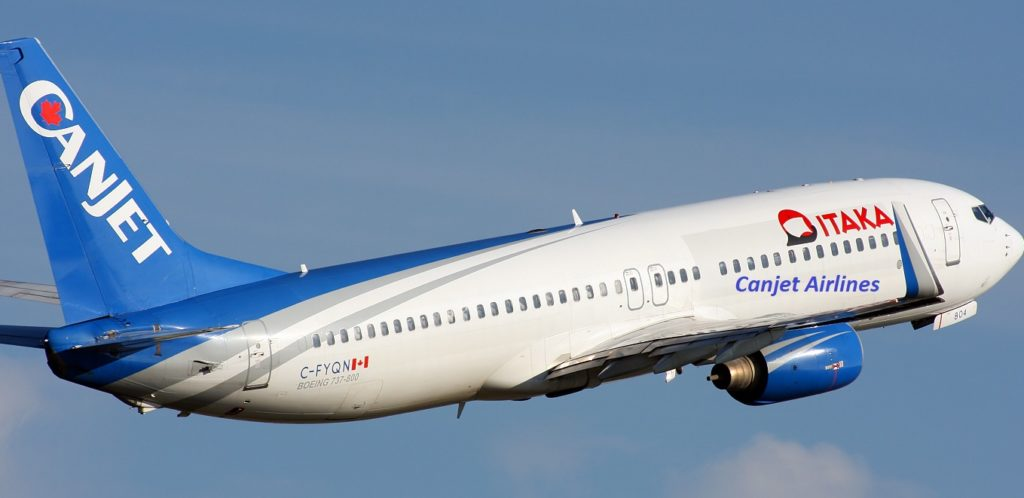 Canjet Airlines customer service