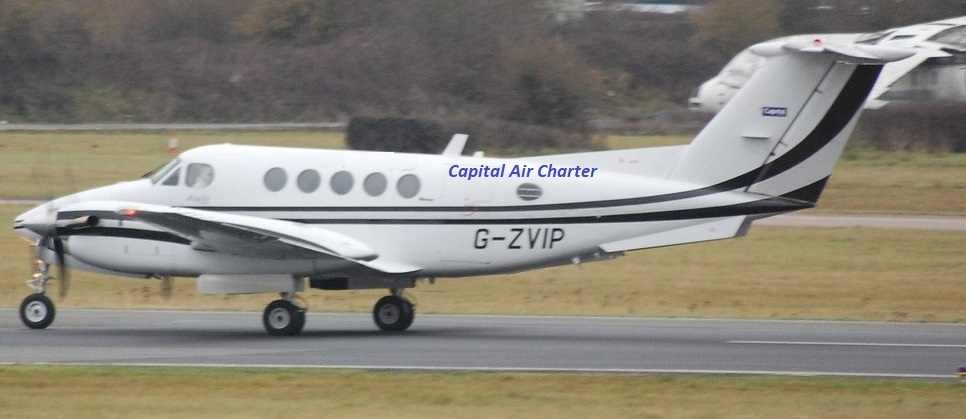 Capital Air Charter customer service