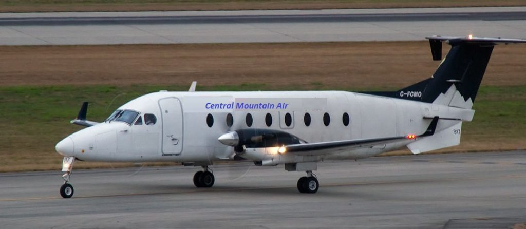 Central Mountain Air Customer service