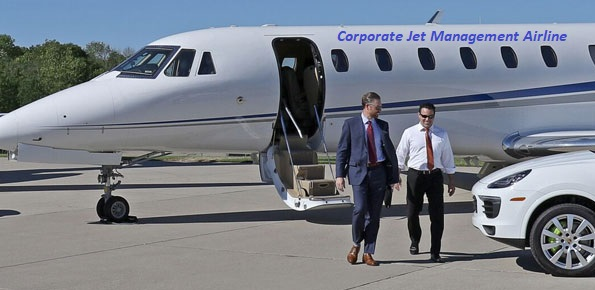 Corporate Jet Management Airline