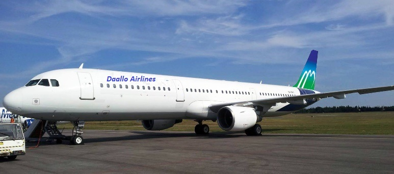 Daallo Airlines customer service