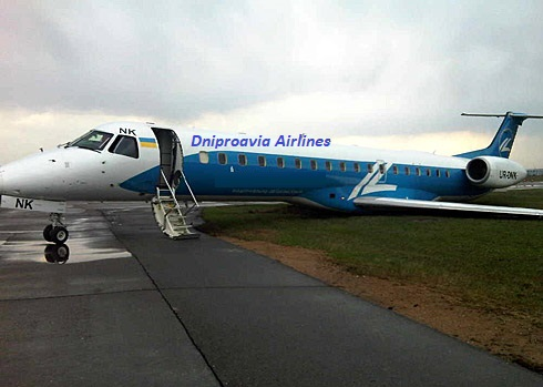 Dniproavia Airlines customer service