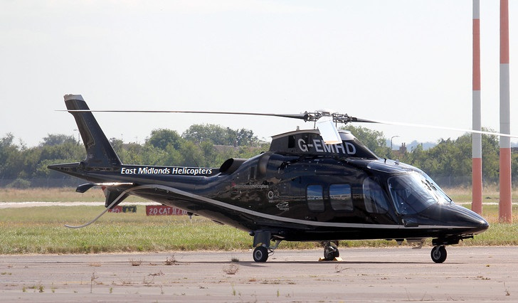 East Midlands Helicopters customer service