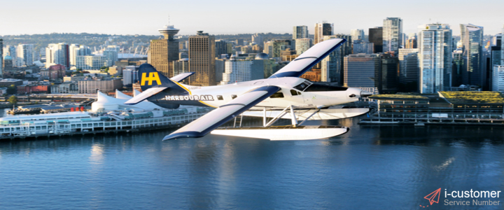 Harbour air customer service