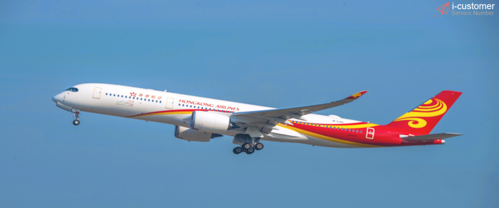Hong Kong airlines customer service number