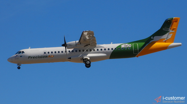Precision air customer service