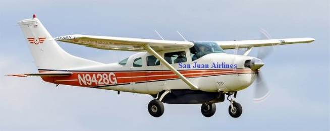 San Juan Airlines customer service