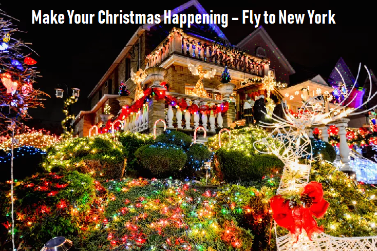 Make Your Christmas Happening