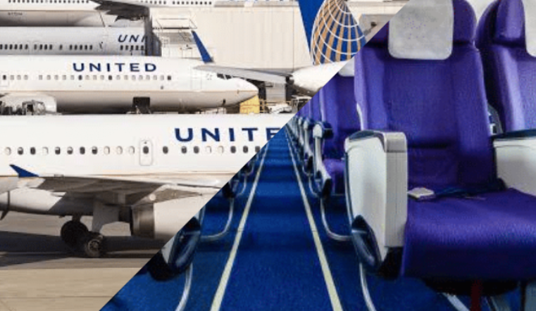 United Airlines Seat Reservation