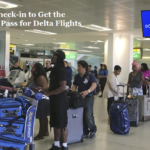 Delta Airlines Check in flights