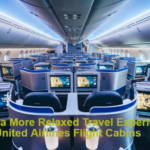 United Airlines Flight Cabins
