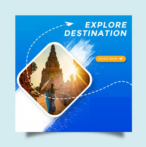 Explore destinations