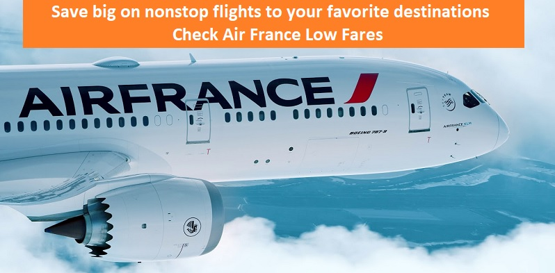 Air France Reservations
