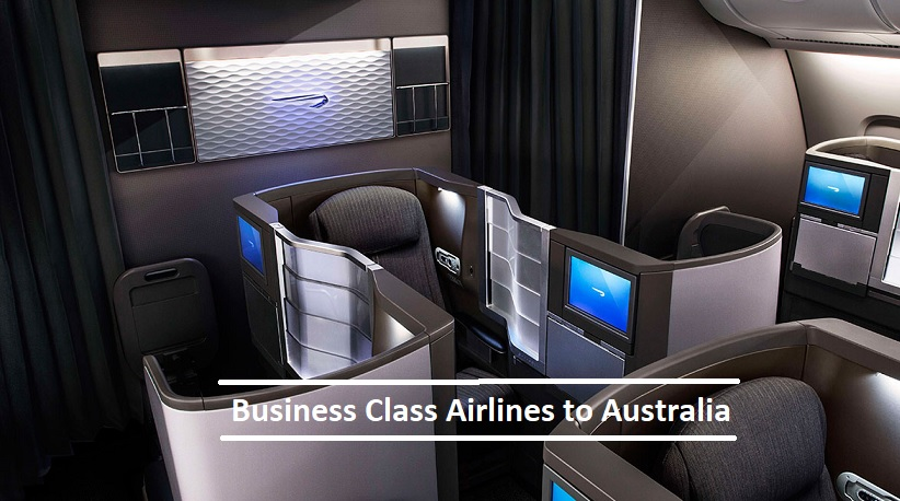 Business Class Airlines to Australia