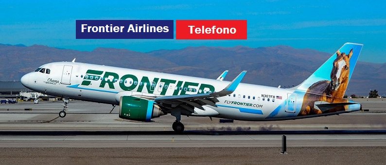 Frontier Airlines Telefono