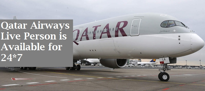 How Do I Speak to a Person at Qatar Airways